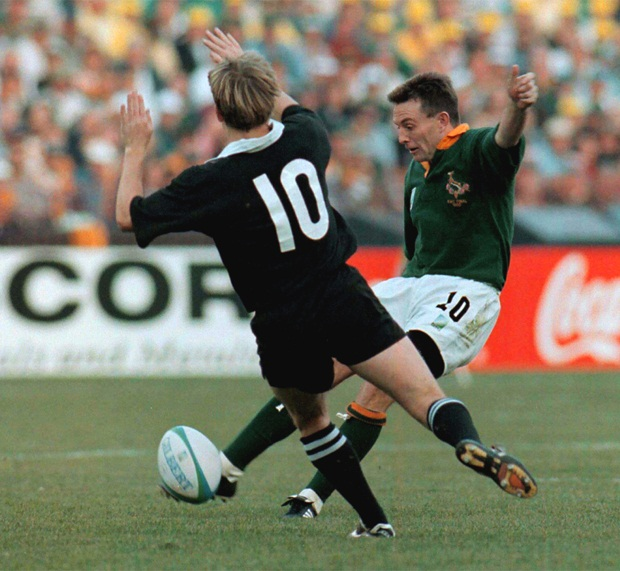Joel Stransky Final drop goal 1995